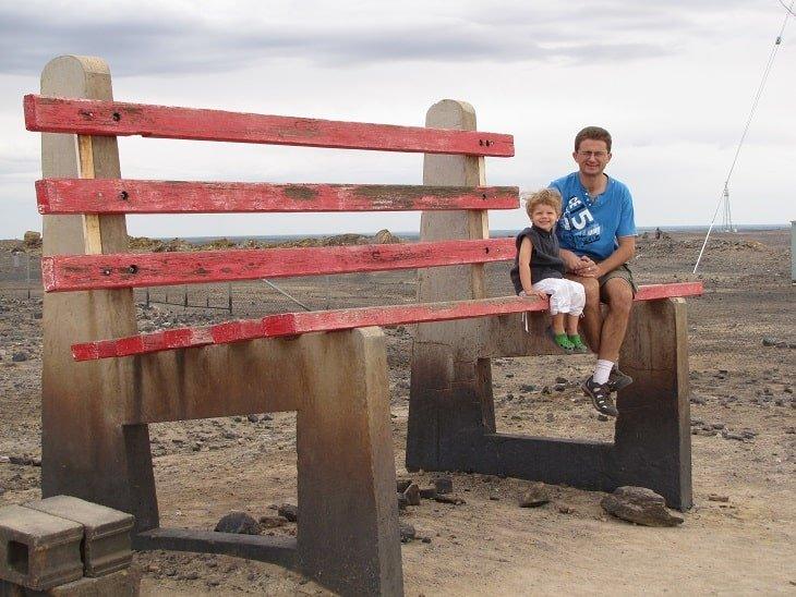 Broken Hill Big Chair