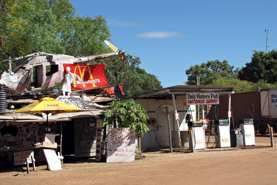 Daly Waters McDonald's