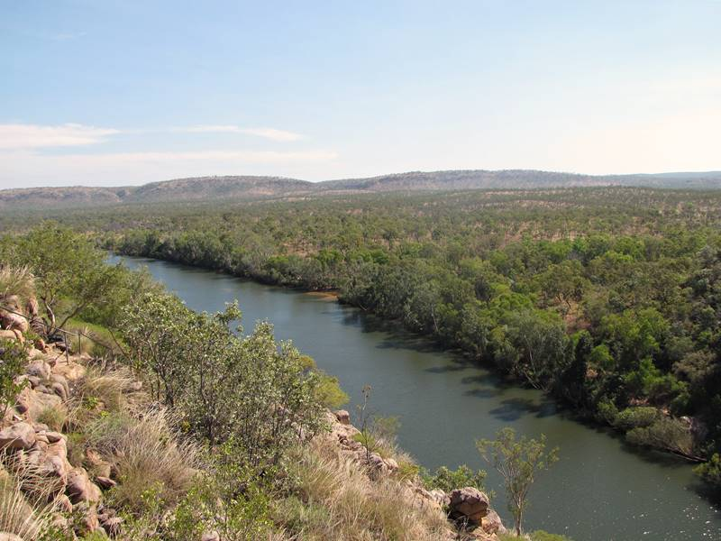 Katherine Gorge Lookout