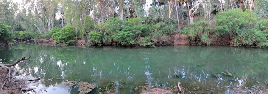 Mataranka Roper River