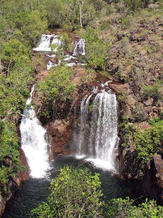 Litchfield National Park - Florence falls
