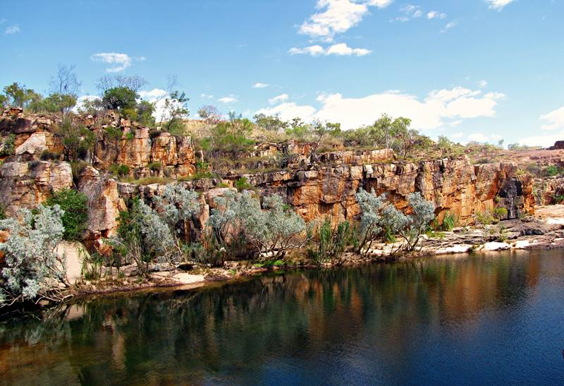 Kimberley Gorges - Bell Gorge