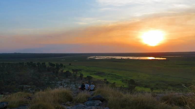 Ubirr Sunset Lookout
