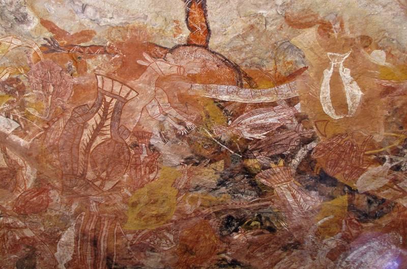 Arnhem Land - Aboriginal Paintings