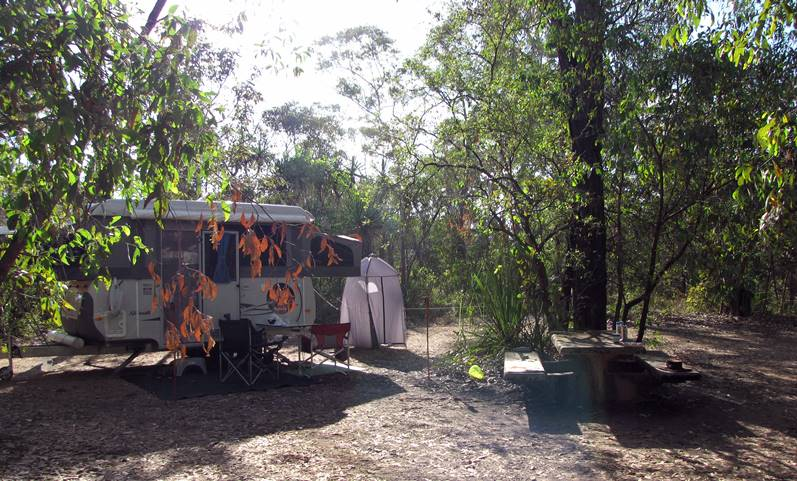 Merl Campground