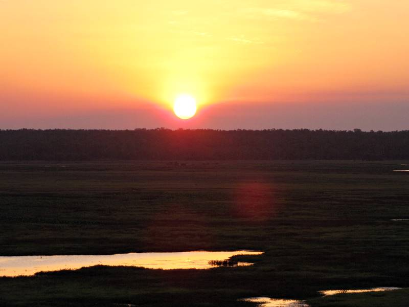 Ubirr - Sunset