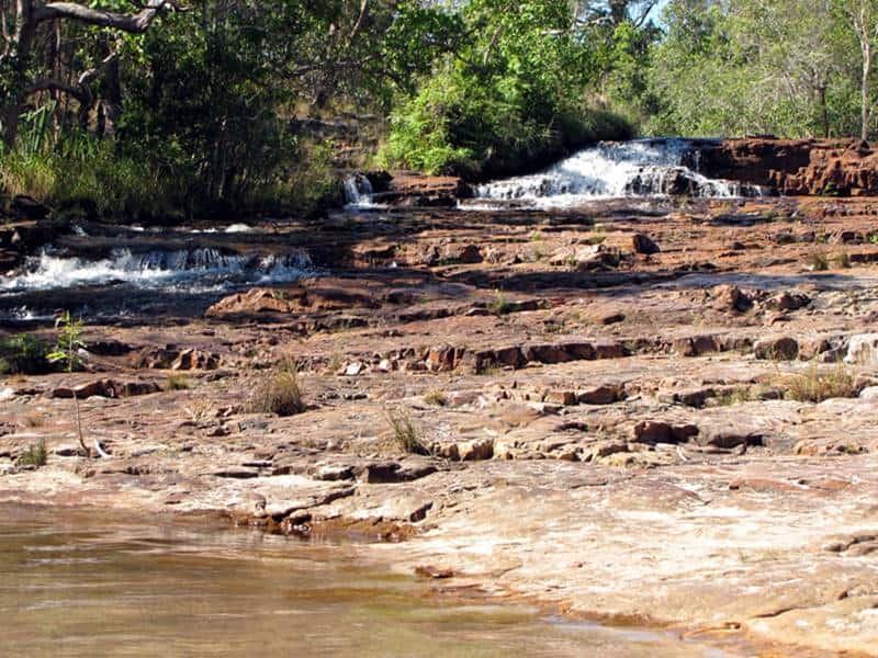 Litchfield National Park - cascade waterfalls