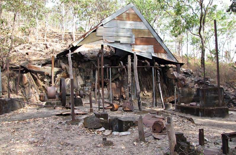 Litchfield National Park - Bamboo Creek Tin Mine