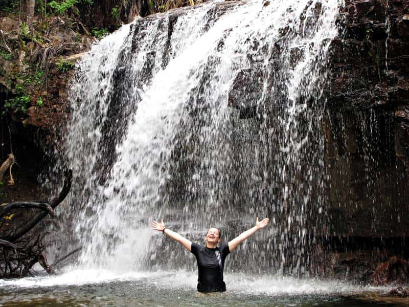 Litchfield National Park - Walker Creek Swimming