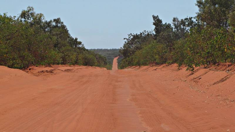 Dampier Peninsula - on the way to Cape Leveque