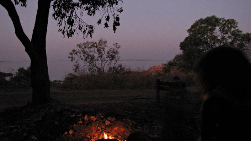 Dampier Peninsula - Gumbanun Campground sunset