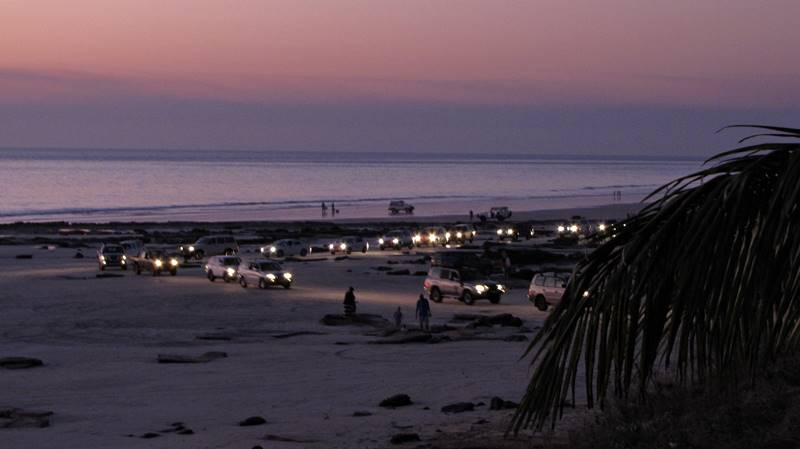 Evening at Cable Beach