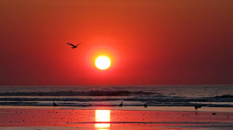 80 Mile Beach - Sunset