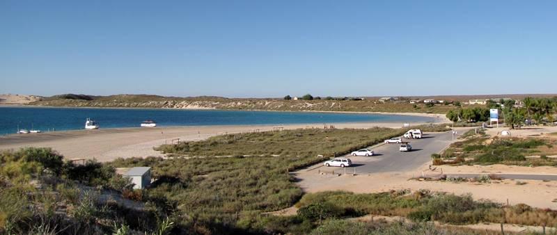 Coral Bay Camping