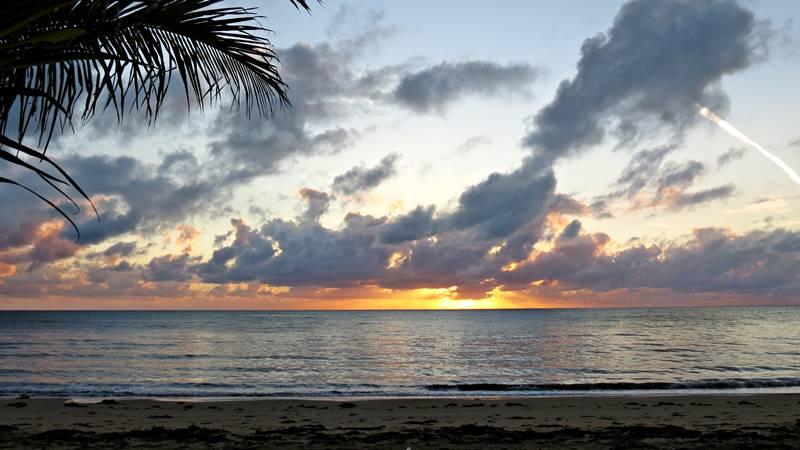 Wonga Beach Sunrise