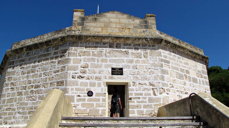 Fremantle - Round House