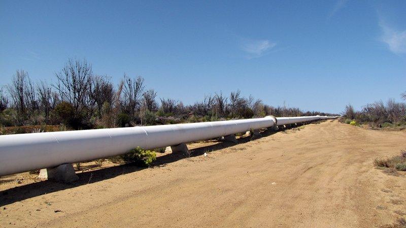 Kalgoorlie water pipeline