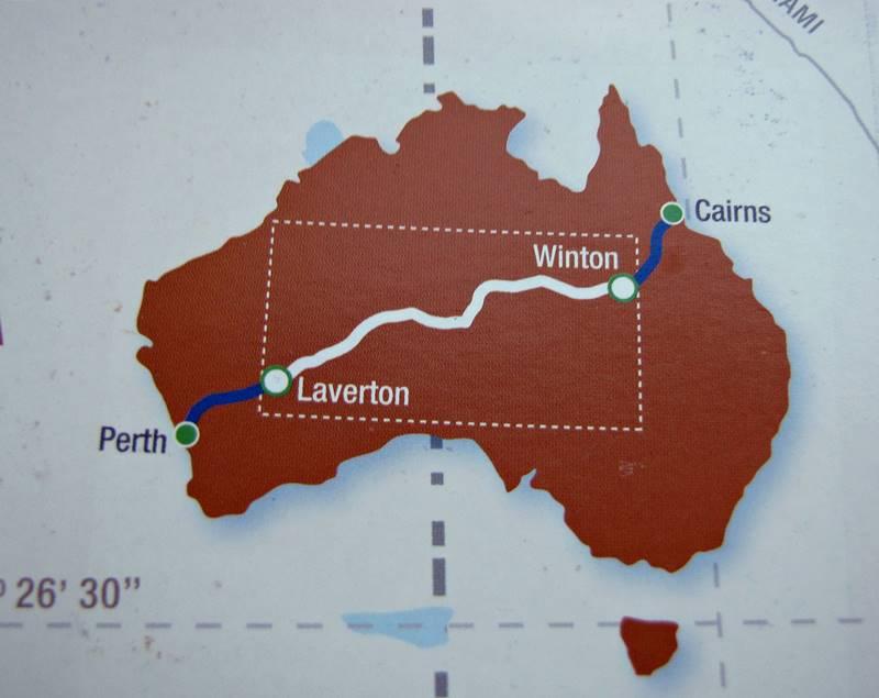 Australia Longest Shortcut