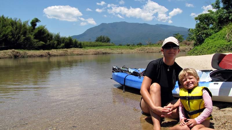 Babinda Kayaking