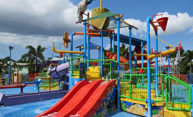 Cairns Coconut Resort - Waterpark