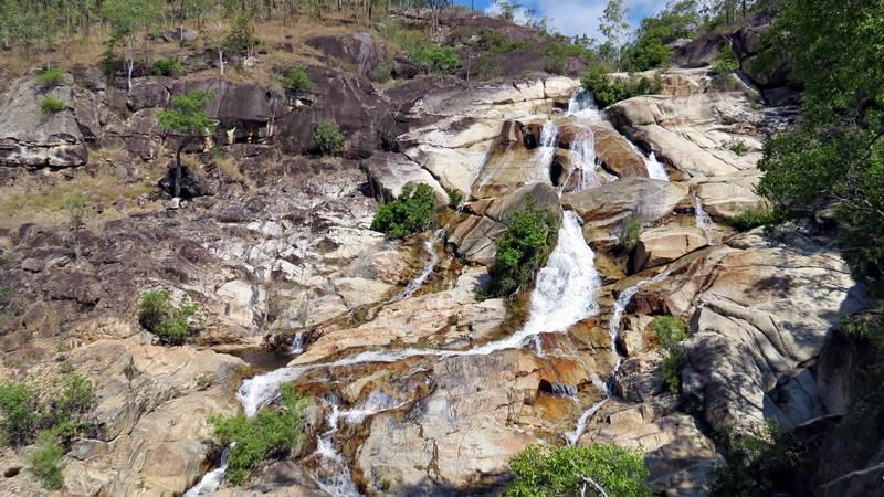 Emerald Creek Falls