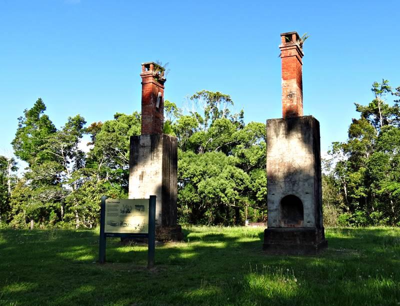 The Chimneys
