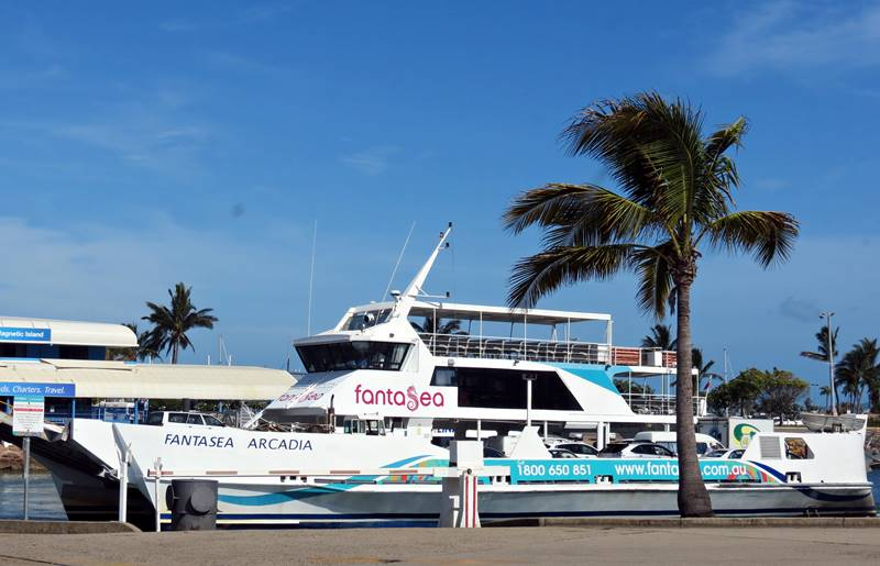 Fantasea Ferry to Magnetic Island