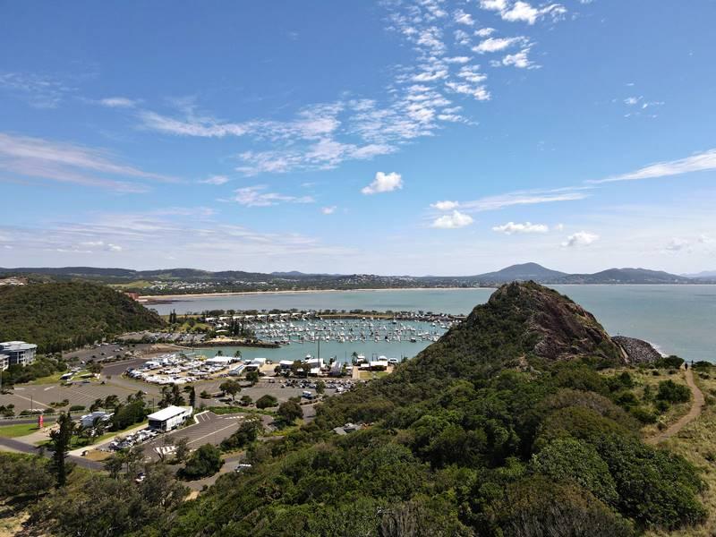 Rosslyn Bay Lookout