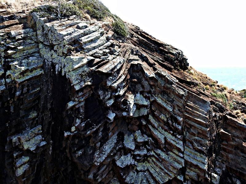 Fan Rock Lookout at Rosslyn Bay