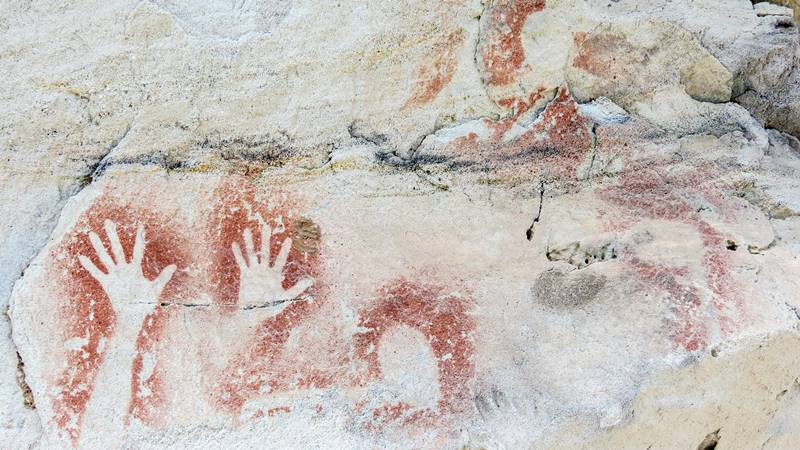 Carnarvon Gorge National Park - Art Gallery