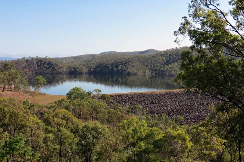 Cania Dam