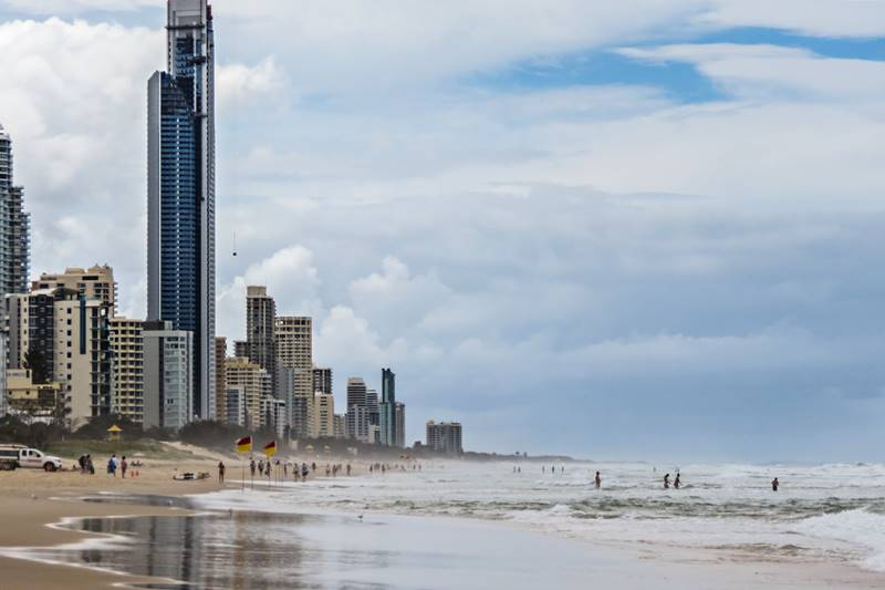 Gold Coast famous skyscrapers