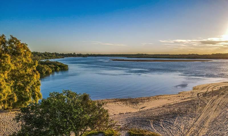 Burrum Coast National Park - Theodolite Estuary