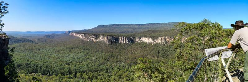 Carnarvon Gorge National Park - Boolimba Bluff