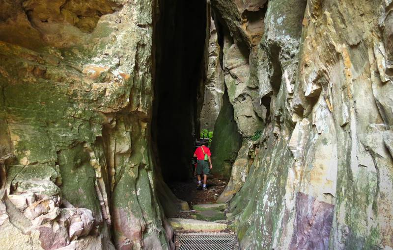 Carnarvon Gorge National Park - Amphetheatre