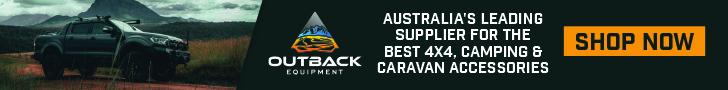 Outback Equipment Horizontal Bar