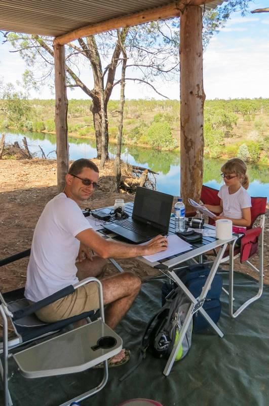 Blogging everywhere