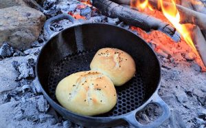 Burger buns - Ready for Outback Burgers