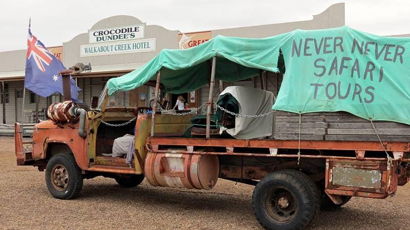 Walkabout Creek Hotel - Crocodile Dundee Pub