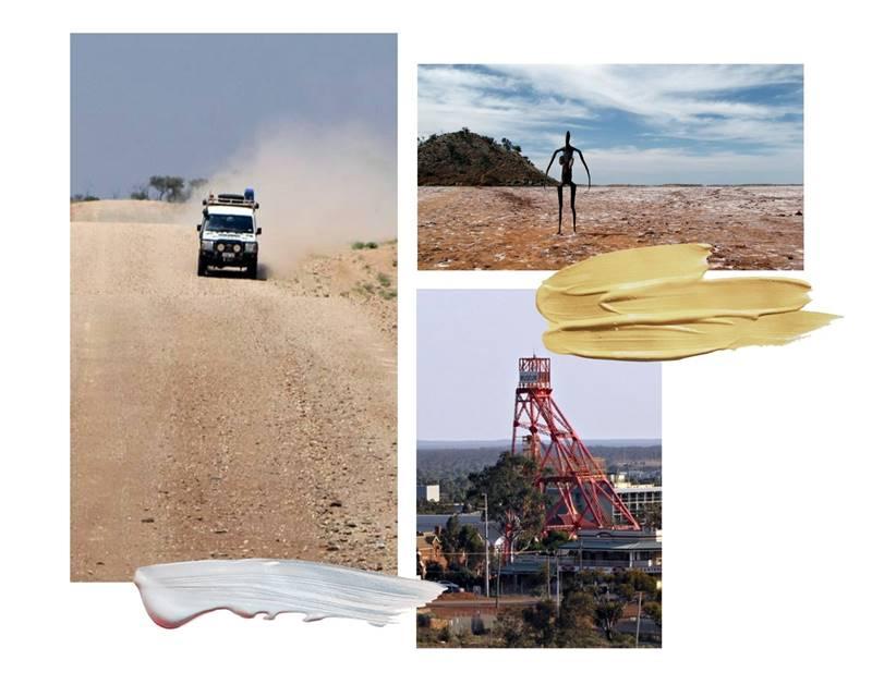 Western Australia Travel Guide - Around Gold Fields Region - Gold fields